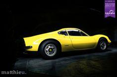 The classic shape of the #Dino.  #Fuelicious #Artomobilia #CarPorn #Carmel #VisitHC #OneZone