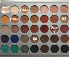 Jaclyn Hill x Morphe Palette | A Cup of Charm