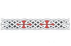tribal celtic tattoos 2202 49845370 Celtic Band Tattoo Designs
