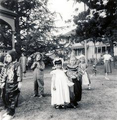School Party 1953, California by fluffy chetworth, via Flickr