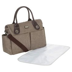 Baby Elegance Venti Carry All Baby Changing Bag (Coffee) Baby Changing Bags, Baby Prams, Baby Online, Cuddling, Carry On, Car Seats, Tote Bag, Coffee, Elegant