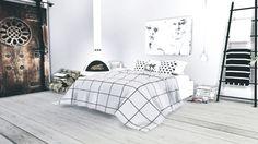 // Bedroom set recolor by viikiita.rar