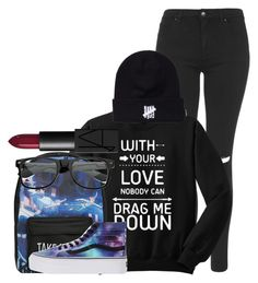 """""""Untitled #165"""" by misshappy123 ❤ liked on Polyvore featuring Topshop, Disney, Vans and NARS Cosmetics"""