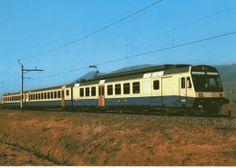Swiss Railways, Commercial Vehicle, Bern, Coaches, Recreational Vehicles, Switzerland, Europe, Trainers, Camper Van