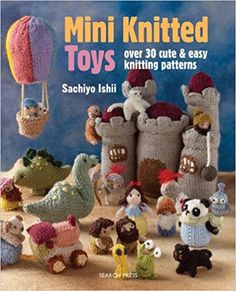 Sachiyo Ishii Mini Knitted Toys