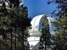 Mt Wilson Observatory. Visited here in the 70's.