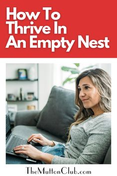 There are many things to cope with in midlife and an impending empty nest is one of the biggest. If you're struggling in an empty nest or worried about it happening soon, this will help you work out how you can make this an exciting time, not one to fear, so you can really start to thrive. Read this now or pin for later! Fashion And Beauty Tips, Life Plan, Menopause, Feminism, Empty, No Worries, Life Is Good, Nest, Happiness
