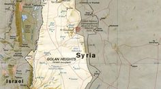 It didn't take Syria long to respond to Prime Minister Binyamin Netanyahu's Cabinet meeting on the Golan Heights Sunday, in which he declared Israel will Israel, United Nations Security Council, Voice Of America, State Government, The Unit, Holy Land, American, Countries, Peace