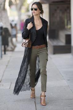 Summer 2017 Celebrity Street Style: Alessandra Ambrosio (Slide 5)