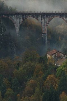 ponderation:  Hidden Farm, Garfagnana, Tuscany by emanuelapoli