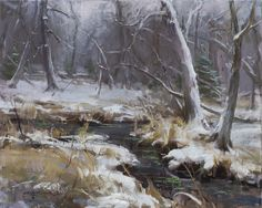 Artist: Daniel F. Gerhartz - Title: Watercress