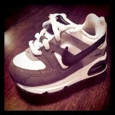baby boys gotta have shoes like his daddy