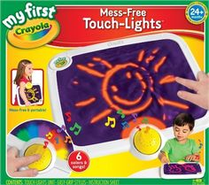 Crayola My First Crayola Touch Lites Color Pad, http://www.amazon.com/dp/B00CI6J20S/ref=cm_sw_r_pi_awdm_kVRJsb0FQH8EB