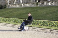Paris - Jardin du Luxembrourg