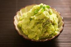 scallion mashed potatoes