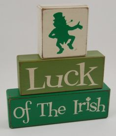 St Patrick's Day-Luck Of The Irish-Leprechaun