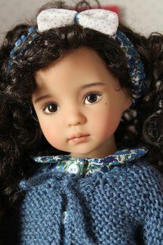 "Dianna Effner 13"" Little Darling Doll: Naïs"