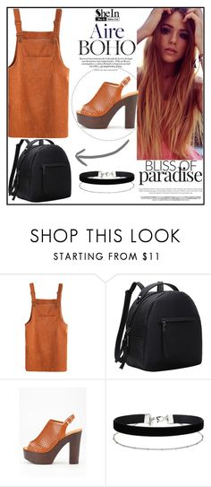 """Shein 10"" by amra-f ❤ liked on Polyvore featuring Miss Selfridge and shein"