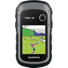 Buy eTrex 30 GPS handheld - Oran/b at best prices ! Shop Now! Camping Survival, Camping Gear, Must Have Car Accessories, Garmin Etrex, In Case Of Emergency, Hunting Gear, Gadget Gifts, Camping Essentials, Geocaching