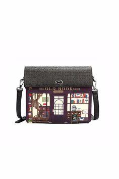 Vendula London Book Shop Bag #AffiliateLink #Ad