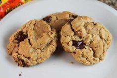 Disneyland peanut butter chunk cookies @Laura Orr