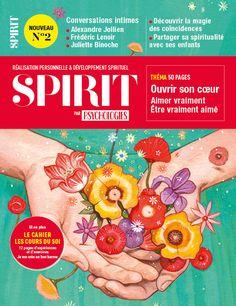 Spirit, look de développement spirituel et réalisation personnelle, empli d'humanisme et de réflexion proche de nos vies.