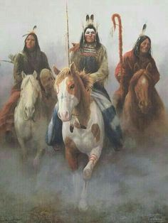 ideas for painting indian artworks native american art Native American Horses, Native American Warrior, Native American Paintings, Native American Wisdom, Native American Pictures, Native American Beauty, American Indian Art, Native American History, American Indians