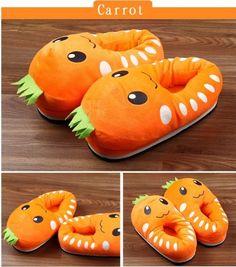 kawaii | Super Cute Kawaii!! » Fruit & Vegetable Slippers