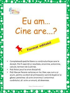 Joc didactic Eu am, cine are. - fise si un format editabil Math Classroom Decorations, Math Bulletin Boards, School Lessons, Math Worksheets, Primary School, Teaching, Games, Appliques, Gaming