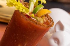 Upgrade the Bacon Me Crazy Station to include the bacon bloody mary! | Sterling Ballroom | Tinton Falls NJ Weddings