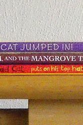 Fifth Grade Composition Activities: Book Spine Poems