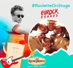 Pour tous ceux qui fondent autant pour la musique que pour la Raclette, ce Very Good Moment #RacletteOnStage est fait pour vous !Passez à l'humeur festival et préparez-vous à vivre un moment de folie aux Eurockéennes de Belfortle vendredi 1er...