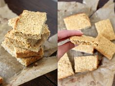 Oatmeal Apple Bars