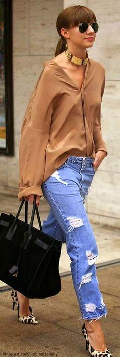 Hermès handbag ~ Colette Le Mason @}-,-;---