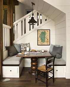small cottage dining