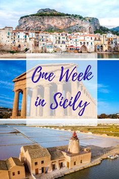 Sicily, Italy, is a