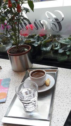 Türk kahvesi  -  Carluccios