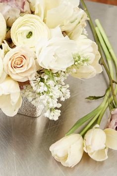 How to Create the Perfect Flower Arrangement  (Hint: It's Easier Than You Think)
