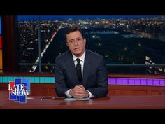"""Stephen Colbert: Despair Is A Victory For Hate 