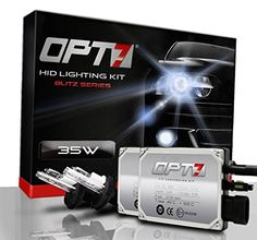 OPT7® Blitz HID Xenon Conversion Kit w/ Relay Harness & Capacitors - 2 Year Warranty - H13 Hi-Lo (6000K, Lightning Blue), http://www.amazon.com/dp/B00COOR73S/ref=cm_sw_r_pi_awdm_gdwEub03BPSH9