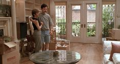 Apartment Needs, Boston Apartment, Brooklyn Apartment, Apartment Therapy, Harry And Sally, When Harry Met Sally, Best Romantic Comedies, Cup Of Jo, Wicker Headboard