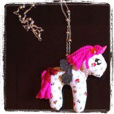 Collana unicorno