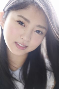 Suzumoto Miyu (鈴本美愉) Prety Girl, J Star, Asian Eyes, Asian Celebrities, Girl Photos, Asian Beauty, Cute Girls, Idol, Kawaii