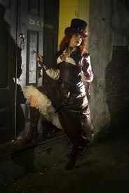 steampunk pirate highwayman - Google Search