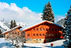 Our Chalet Switzerland- a group of us stayed here for a week in 1973.  It was fabulous-would love to go back.