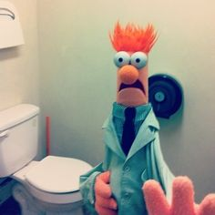 11 Muppets Whose Selfie Game Is Too Strong