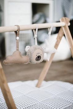 Baby Bear Toys for a natural playtime