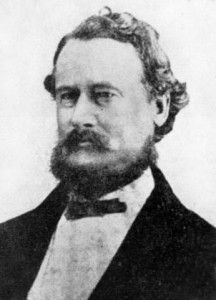 John Murphy was born on the 25th September 1820 in County Cork, Ireland to Daniel Jervois Murphy and his wife, Susan (nee Godson).  He arrived in Ipswich in 1852 and became a Storekeeper and Commission Agent.