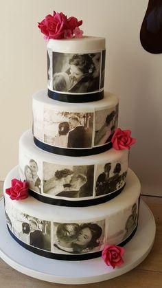 Crazy Wedding Cakes, Wedding Cake Cookies, Wedding Cake Fresh Flowers, Fall Wedding Cakes, Crazy Cakes, Elegant Wedding Cakes, Beautiful Wedding Cakes, Wedding Cake Designs, Wedding Cupcakes