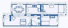 Výsledek obrázku pro container home plans